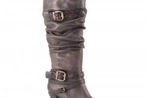 Shoes , Awesome Leather Boots For Women Product Picture :  Fabulous black boots for women