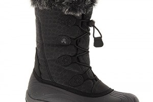 Shoes , Beautiful Top Rated Snow Boots For Women  Product Image : Fabulous black  boots women  product Image