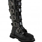 Fabulous black cute combat boots  Collection , Lovely Gothic Combat Boots Product Ideas In Shoes Category