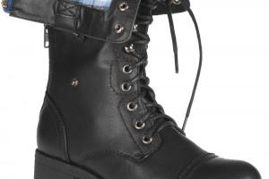 Shoes , Gorgeous Combat Boots For Women Photo Gallery :  Fabulous black mens combat boots