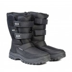 Fabulous Black  Winter Snow Boots , Popular Snow Boots Product Picture In Shoes Category
