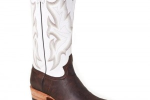 1000x1000px Charming White Cowboy Boots Photo Gallery Picture in Shoes