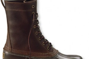 Shoes , Lovely  Ll Bean Duck Boots Product Lineup : Fabulous brown  ankle boots for women