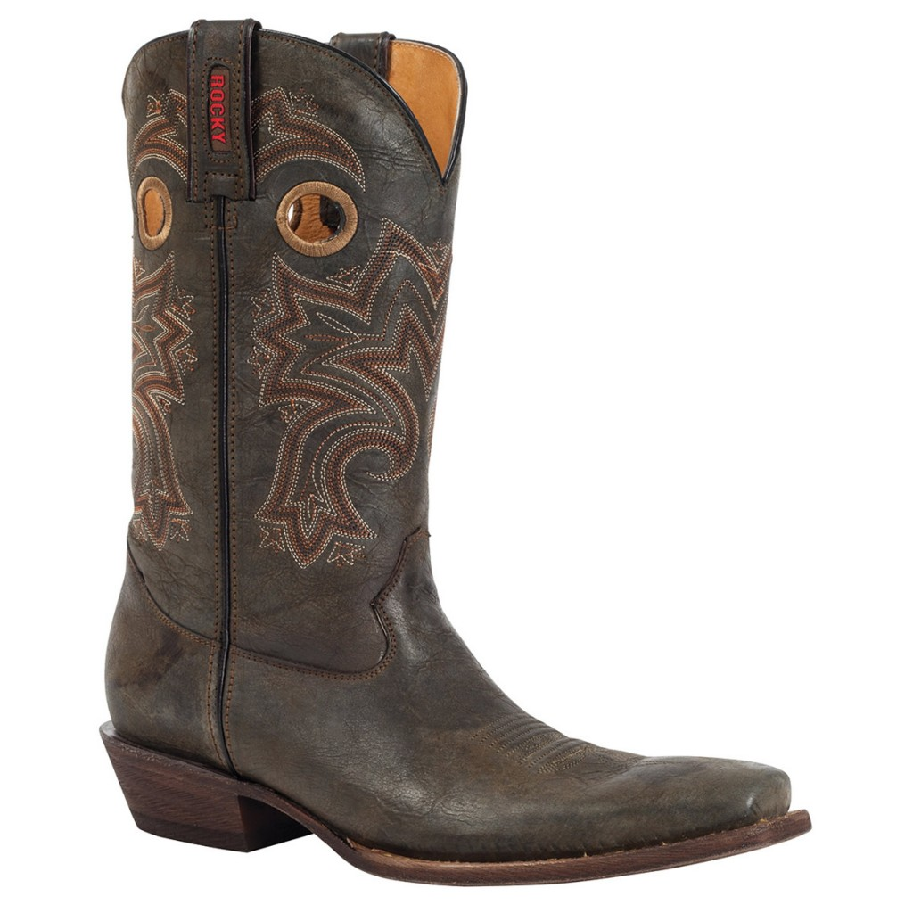 Beautiful  Square Toe Cowboy Boots Product Lineup in Shoes