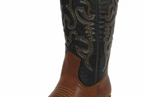 Shoes , Wonderful Cheap Cowgirl Boots Under Collection : Fabulous brown  cowgirl boots Product Ideas