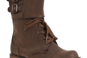 Shoes , Gorgeous Combat Boots For Women Photo Gallery : Fabulous brown  girls combat boots