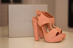 Shoes , Gorgeous High Heels Pink Peach Product Ideas : Fabulous brown  high heel shoes