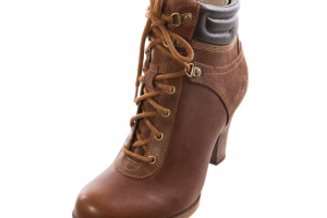 Shoes , Gorgeous Timberland High Heels product Image : Fabulous brown  high heeled timberland boots