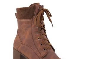 Shoes , Fabulous Women\s Lace Up Boots Product Lineup : Fabulous brown  womens lace up winter boots