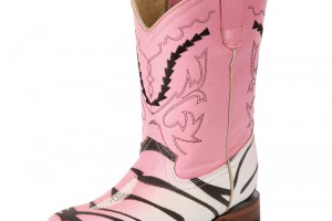 800x800px Unique  Pink Cowgirl Boots product Image Picture in Shoes