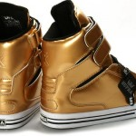 Fabulous gold  mens walking boots , Beautiful  Fashion Walking Boots Product Image In Shoes Category