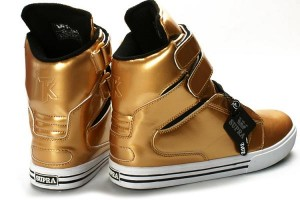 Shoes , Beautiful  Fashion Walking Boots Product Image : Fabulous gold  mens walking boots