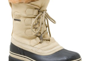 Shoes , Stunning  Womens Sorel product Image : Fabulous grey Sorel Caribou Reserve Boot product Image