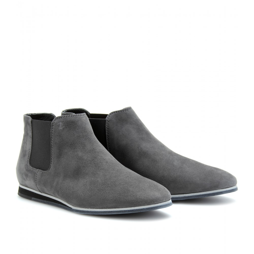 Shoes , Gorgeous Tods BootsProduct Picture : Fabulous Grey  Shoes For Women Collection