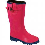 Fabulous Pink  Rain Boots For Kids , Awesome Womens Rain Boots Product Picture In Shoes Category