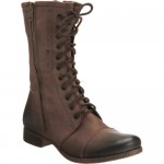 Gorgeous Brown  cheap boots for women , Gorgeous Combat Boots For Women  Photo Gallery In Shoes Category