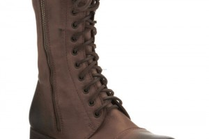 Shoes , Gorgeous Combat Boots For Women  Photo Gallery : Gorgeous Brown  cheap boots for women