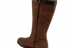 Shoes , Charming  Fur Lined Womens Boots product Image : Gorgeous Brown cheap womens boots