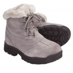 Gorgeous  White Winter Boots For Women , Beautiful Top Rated Snow Boots For Women  Product Image In Shoes Category