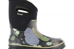 Shoes , Beautiful  Bog Boots Product Picture : Gorgeous black  bog boots for women