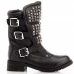 Gorgeous  black boots womens , Beautiful Black Moto Boots For Women Product Ideas In Shoes Category
