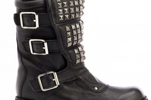 Shoes , Beautiful Black Moto Boots For Women Product Ideas : Gorgeous  black boots womens