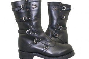Shoes , Beautiful Black Moto Boots For Women  Product Ideas : Gorgeous black  cheap boots for women