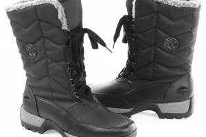 Shoes , Beautiful  Totes Snow Boots Product Picture : Gorgeous black  sorel snow boots product Image