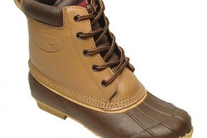 Shoes , Excellent Womens Duck Boots  Product Ideas : Gorgeous  brown  duck boots for women