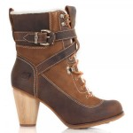 Gorgeous brown  timberland euro hiker product Image , Beautiful Female Timberlandproduct Image In Shoes Category