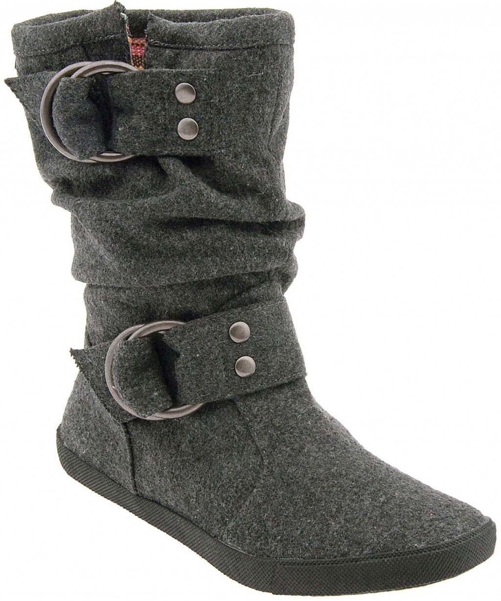 Shoes , Charming Winter Boots Product Picture : Gorgeous Grey  Best Winter Boots