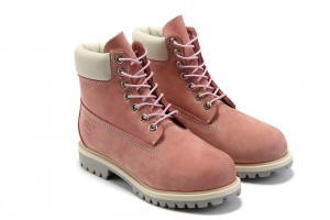 Shoes , Charming Woman Timberland Boots product Image : Gorgeous pink womans timberland boots