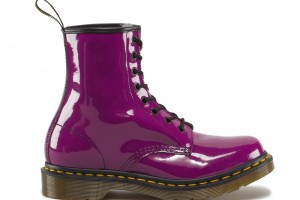 Shoes , Gorgeous Dr Martens Boots Product Picture : Gorgeous purple  doc marten work boots