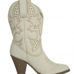 Gorgeous white  cowgirl boots under 100 product Image , Wonderful Cheap Cowgirl Boots Under Collection In Shoes Category