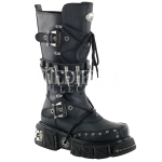 Gothic Bullet Platform Combat Boots , Lovely Gothic Combat Boots Product Ideas In Shoes Category