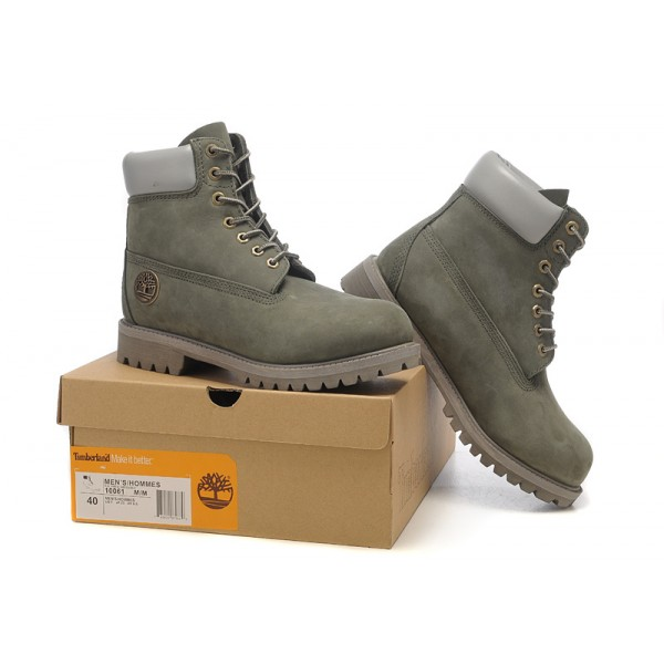 timberland 6 inch premium boot women's grey