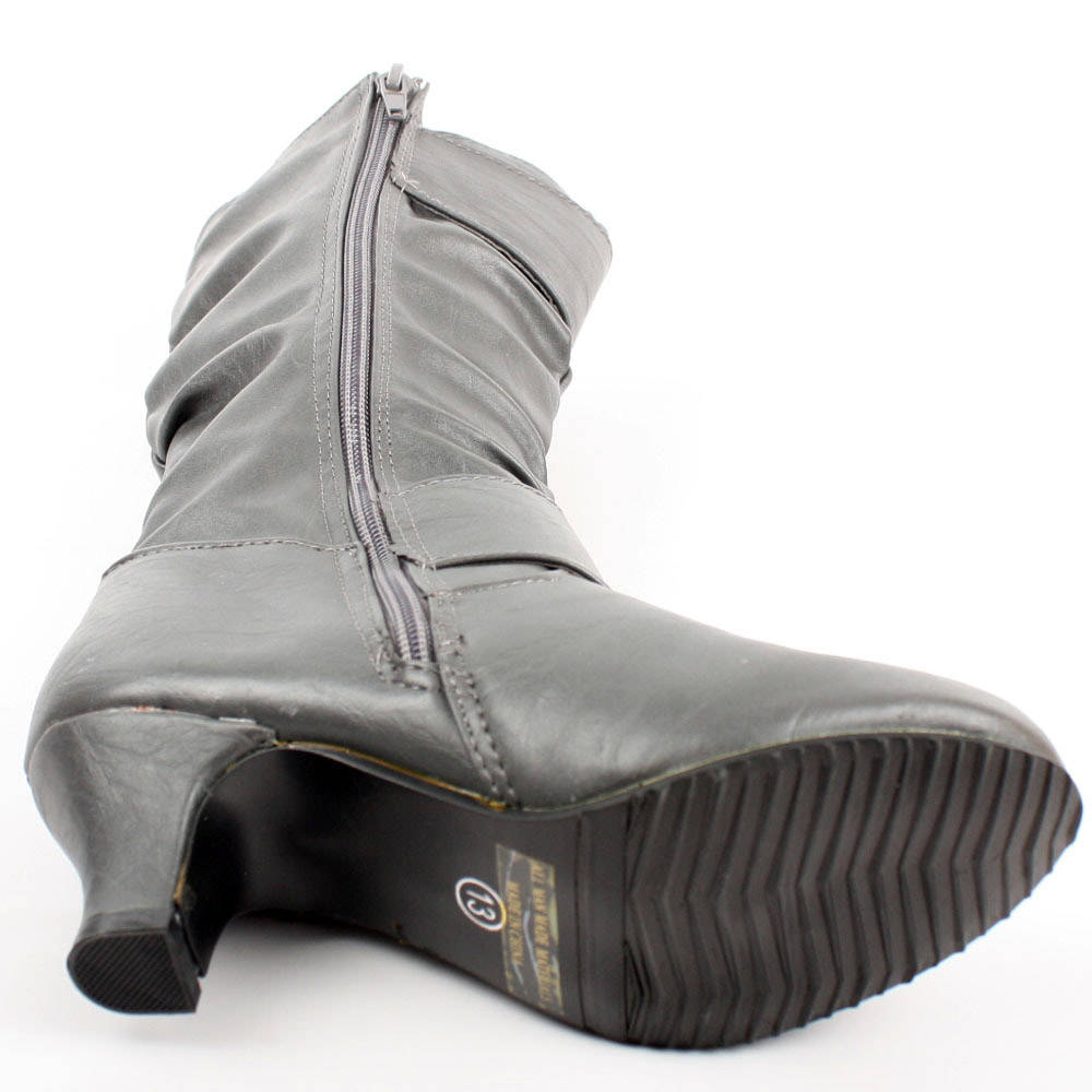 Shoes , Breathtaking High Heel Boots For Kids GirlsImage Gallery : Grey High Heel Boots For Kids Girls Photo Gallery