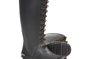 Shoes , 11 Pretty  Women Rubber Boots Product Ideas : Grey ladies rubber boots product Image
