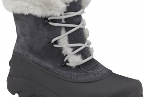 Shoes , Beautiful Top Rated Snow Boots For Women  Product Image :  Grey waterproof snow boots womens