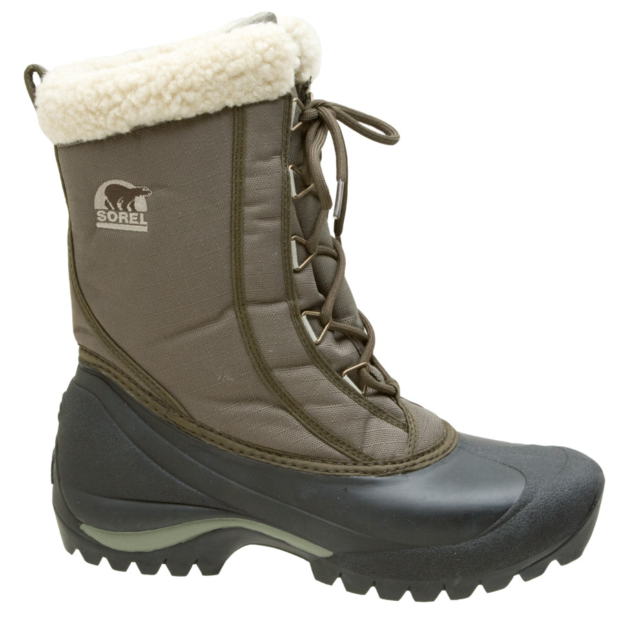 Shoes , Breathtaking Sorel Snow Boots For Women Image Gallery : Grrey  Sorel Womens Snow Boots Photo Collection