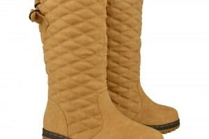 Shoes , 12  Wonderful  Fur Lined Boots Product Lineup : Jody Faux Fur Lined Quilted Boots