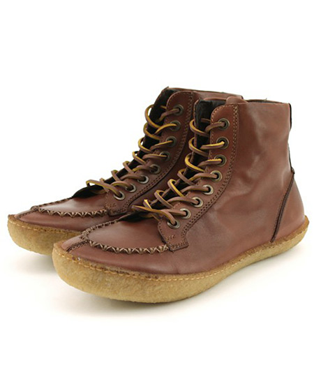 Charming  Mens Moccasin Boots product Image in Shoes
