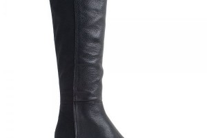 Shoes , Fabulous  Flat Boots For WomenProduct Ideas : Lovely black  snow boots for women