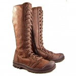 Lovely Brown  Snow Boots Product Picture , Wonderful Palladium Boots Product Image In Shoes Category