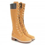 Lovely brown  timberland boots women , Charming Woman Timberland Boots product Image In Shoes Category