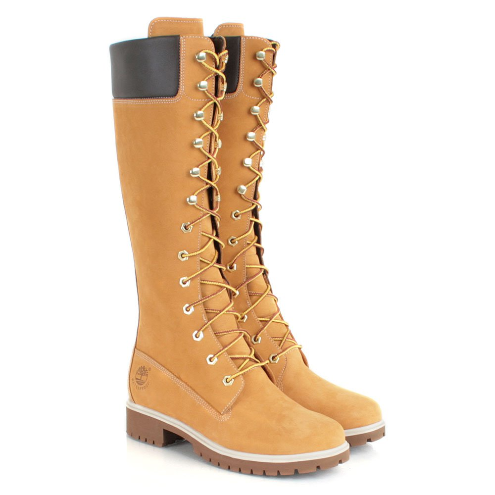 Charming Woman Timberland Boots Product Image Woman