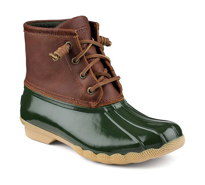 Awesome Sperry TopSider Saltwater Duck Boot I Need These In My Life More