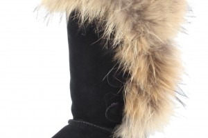 Shoes , Lovely  Furry Boots Product Lineup : Pretty The Whitney Fur Boots product Image