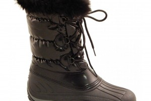 Shoes , Beautiful Snow Boots For Women  Product Image :  Pretty black best snow boots for women