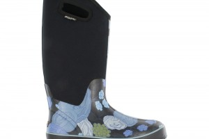 Shoes , Beautiful  Bog Boots Product Picture : Pretty black bogs rain boots product Image
